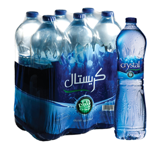 Crystal Mineral Water 200ml Cup