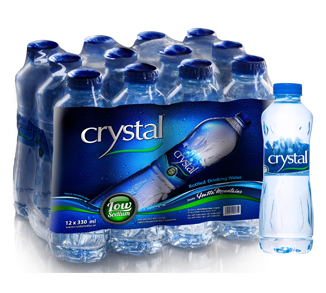 Crystal Mineral Water 500ml