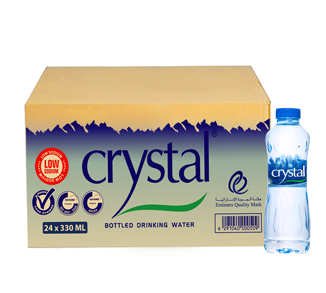 Crystal Mineral Water 1.5ltr